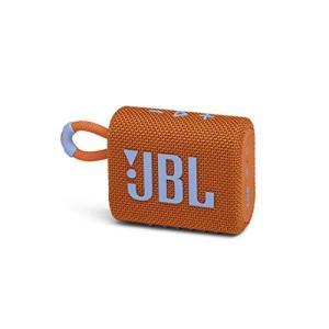 JBL GO3 Bluetoothスピーカー USB C充電/IP67防塵防水/パッシブラジエーター...