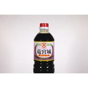 刺身醤油 竜宮城 500ml|enmanshop