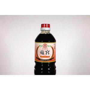 刺身醤油 竜宮 500ml|enmanshop