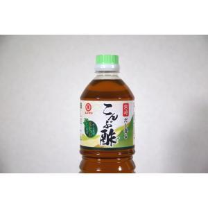 こんぶ酢 500ml|enmanshop