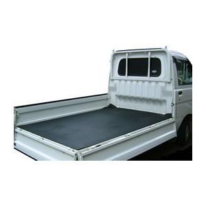 1tトラック用ゴムマット PW-006