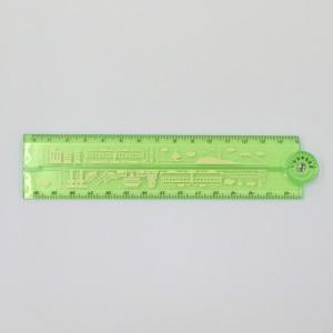 江ノ電折りたたみ定規|enoden-goods