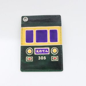 江ノ電パスケース|enoden-goods