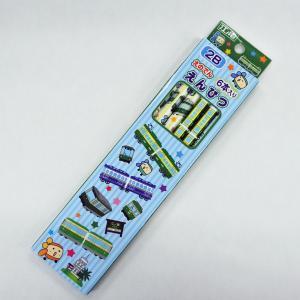江ノ電えんぴつ 6本入|enoden-goods