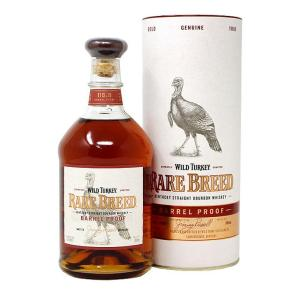 送料無料 ワイルドターキー レアブリード 700ml バーボン ウイスキー 58.4度 正規品 ギフト箱入り|enokishouten