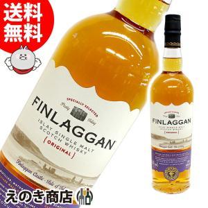 送料無料 フィンラガン オリジナル ピーティー 700ml シングルモルト スコッチ ウイスキー 洋酒 40度 並行輸入品|enokishouten