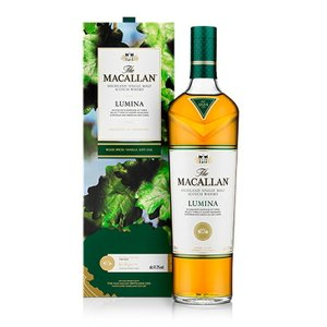 送料無料 ザ マッカラン ルミーナ 700ml シングルモルト スコッチ ウイスキー 洋酒 41.3...