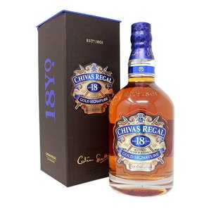 送料無料 シーバスリーガル 18年 750ml ブレンデッド スコッチ ウイスキー 洋酒 40度 並行輸入品 箱付|enokishouten