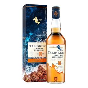 送料無料 タリスカー 10年 700ml シングルモルト スコッチ ウイスキー 洋酒 45.8度 正規品 箱付|enokishouten