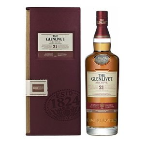 送料無料 ザ グレンリベット アーカイブ21年 700ml シングルモルト スコッチ ウイスキー 洋酒 43度|enokishouten