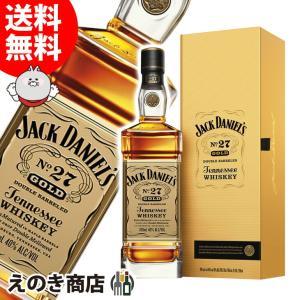 送料無料 ジャックダニエル ゴールド No.27 700ml アメリカンウイスキー 40度 並行輸入品 箱付|enokishouten