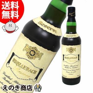 送料無料 ウシュクベ リザーブ 700ml ブレンデッド スコッチ ウイスキー 43度 正規品 箱なし enokishouten