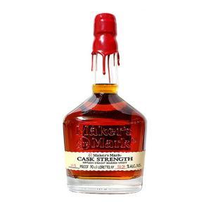送料無料 メーカーズマーク カスクストレングス 750ml バーボン ウイスキー 56度 並行輸入品|enokishouten