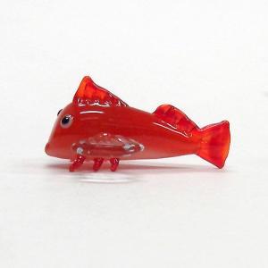 ホウボウ ガラス細工 雑貨 置物|enoshimahook