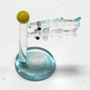 こいのぼり シラスのぼり 端午の節句/子供の日 ガラス細工 雑貨 置物|enoshimahook|02