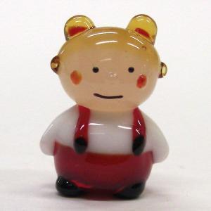 女の子 世界の子どもたち ガラス細工 雑貨 置物|enoshimahook