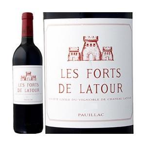 ワイン 赤ワイン 2013年 レ・フォール・ド・ラトゥール / シャトー・ラトゥール フランス ボル...