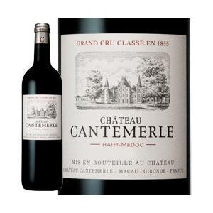 ワイン 赤ワイン フルボディ 2012年 シャトー・カントメルル  フランス ボルドー オー・メドック 750ml|enoteca-online