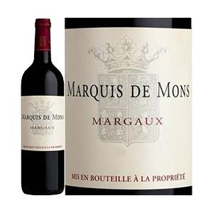 ワイン 赤ワイン 2010年 シャトー・マルキ・ド・モン / シャトー・ラトゥール・ド・モン フラン...
