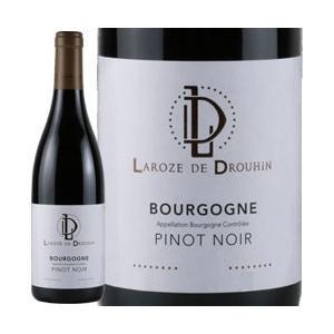 ワイン 赤ワイン 2016年 ブルゴーニュ・ピノ・ノワール / ラローズ・ド・ドルーアン フランス ...
