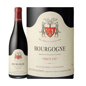 ワイン  2016年 ブルゴーニュ ピノ・ファン / ジャンテ・パンショ フランス ブルゴーニュ A...