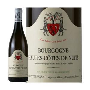 ワイン  2015年 ブルゴーニュ・オート・コート・ド・ニュイ・ブラン ジャンテ・パンショ フランス...
