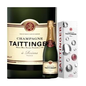 ワイン スパークリング シャンパン 発泡 テタンジェ ブリュット・レゼルヴ [ボックス付] テタンジ...