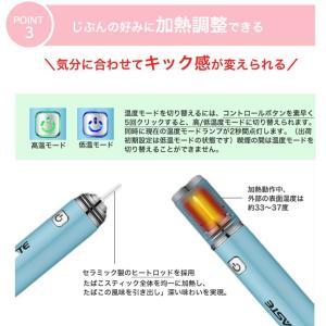 加熱式たばこ Quick3.0 電子たばこ 電子タバコカートリッジ 連続10本吸引 850mahバッテリー コンパクト アイコス 新型|enrich|05