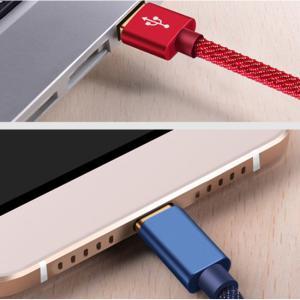 充電ケーブル iPhone Android タイプC スマホ Type-C MicroUSB アイフォン充電ケーブル  高速充電 急速 保証 耐久性 充電器 コード 2.0m 1.8m 1.2m デニム|enrich|06