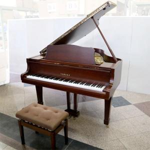 ヤマハ YAMAHA グランドピアノ G2B 木目 1988〜1990年代 椅子付 【中古】