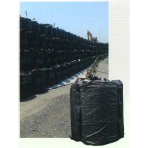 配送無料10枚入1T耐候性ブラックフレコンバック長期対応型(300時間クリア) コンテナバック トン袋  トンバック|ensin