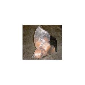 アウトレット品配送無料強力透明エコガラ袋25枚入り紐付 雑袋・土のう袋でも使用可|ensin
