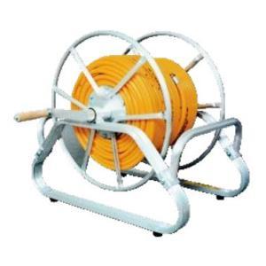 ホース付アルミ製巻取機φ8.5×100m巻(床置き型)SP-100RMA|ensin