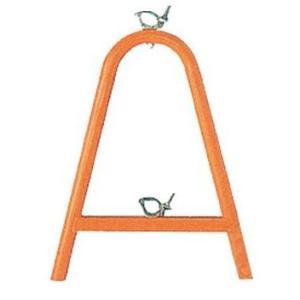 特価工事用単管バリケード スチール製オレンジ色(法人様限定)|ensin