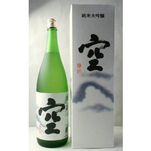 【限定品 年に1度きり発売】「蓬莱泉 純米大吟醸 空」 1800ml|ensyuya