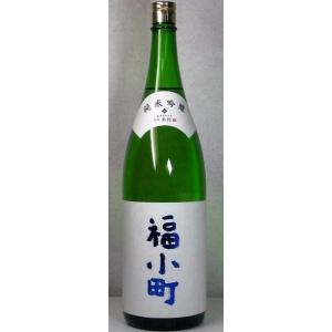 福小町 純米吟醸酒 1.8l 【秋田の人気の地酒】