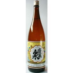 【奥三河の地酒】「蓬莱泉  秀撰」 1800ml 【お燗におすすめ!】|ensyuya