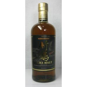 【国産ウイスキー】「ニッカ 竹鶴 ピュアモルト」 700ml|ensyuya