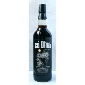【スペイサイドの人気のシングル・モルト】 「ク・デュー・ブラック・ウイスキー」  700ml|ensyuya