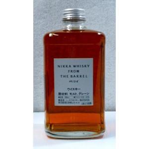 【国産ウイスキー】「ニッカ フロム・ザ・バレル」 500ml|ensyuya