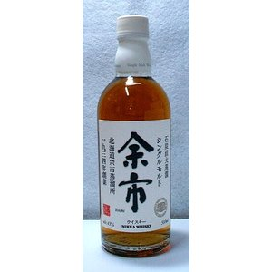 【国産ウイスキー】「ニッカ 余市」500ml|ensyuya