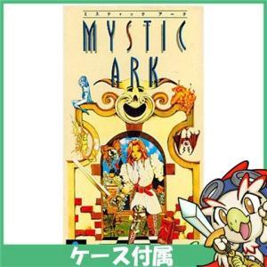 SFC ミスティック・アーク ソフト ケースあり Nintendo 任天堂 ニンテンドー 中古 送料無料 entameoukoku