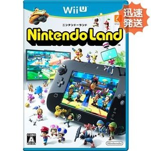 WiiU Nintendo Land ソフト のみ Nintendo 任天堂 ニンテンドー 中古 送料無料 entameoukoku