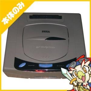 SS セガ サターン ニューパッケージ 本体 のみ Nintendo 任天堂 ニンテンドー 中古 送料無料|entameoukoku