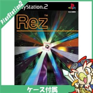 PS2 Rez プレステ2 PlayStation2 ソフト 中古