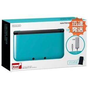 3DS ニンテンドー3DS LL リミテッドパック ターコイ...
