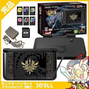 3DS モンスターハンター4 スペシャルパック 本体 完品 Nintendo 任天堂 ニンテンドー 中古 送料無料|entameoukoku