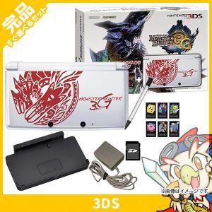 3DS モンスターハンター3(トライ)G スペシャルパック 本体 完品 Nintendo 任天堂 ニンテンドー 中古 送料無料|entameoukoku