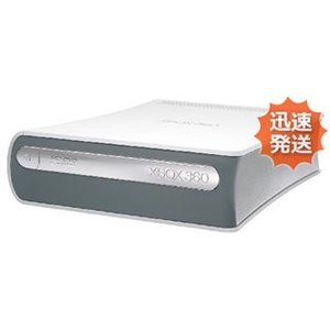 Xbox360 HD DVD プレーヤー 本体 のみ Microsoft マイクロソフト 中古