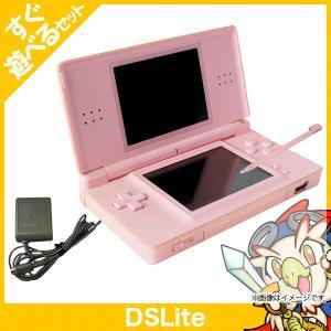 DSライト DSLite 本体 ノーブルピンク ニンテンドー 任天堂 Nintendo 中古 充電器&タッチペン付き すぐ遊べるセット 送料無料|entameoukoku